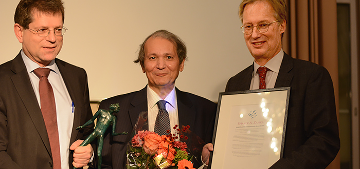Utdelning Global Award
