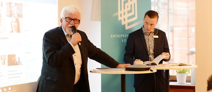 Rune Andersson och Johan P Larsson