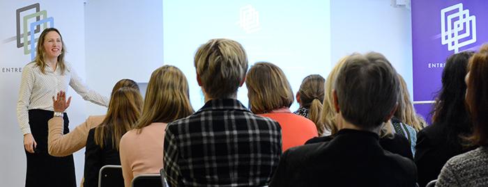 Pernilla Norlin + publik